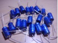 18x Elko, axial, 68uF/63V, Philips