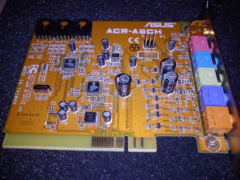 ASUS ACR A6CH DRIVERS DOWNLOAD