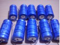 10x Elko, axial, 680uF/63V, Philips